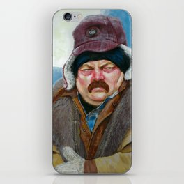 I know what I'm about, son iPhone Skin