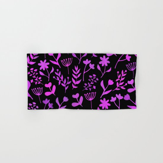 Lovely Pattern XII Hand & Bath Towel