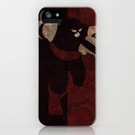 Juggernaut iPhone Case