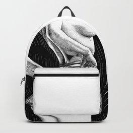 asc 936 - Le vague à l'âme (As restless as a wave) Backpack