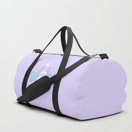 Cute Pastel Bat Duffle Bag