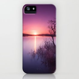 Broad Pool North Gower iPhone Case