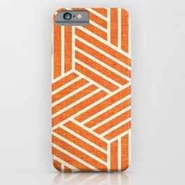 Slice Orange iPhone Case