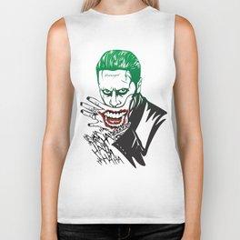 Joker_Jared Leto_Suicide Squad Biker Tank