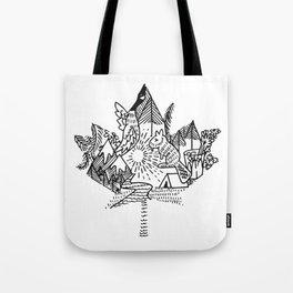 My Canada Tote Bag