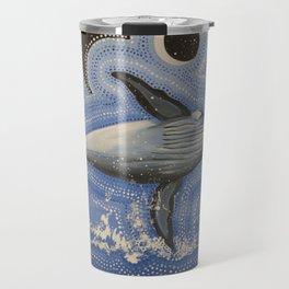 Auspicious Moonments Travel Mug