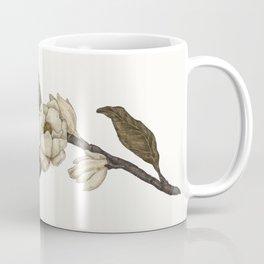 Magnolias Branch Coffee Mug