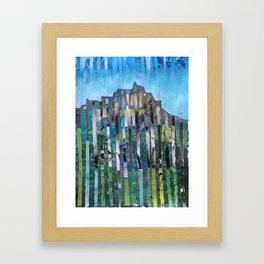 Edinburgh Castle 3 Framed Art Print
