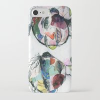 valentines iPhone & iPod Cases featuring Valentines by julia antica dean