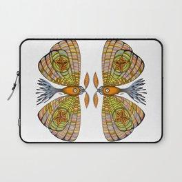 circus moth (ORIGINAL SOLD). Laptop Sleeve