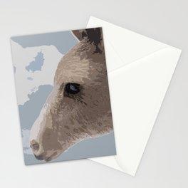 Donkey Face Stationery Cards