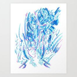 """Little Pleasures"" Art Print"