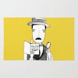 Sherlock Jr. Rug