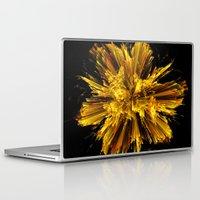 big bang Laptop & iPad Skins featuring Big Bang by Art-Motiva