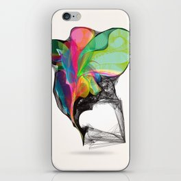 Winged Rainbow iPhone Skin