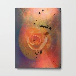 Grace Ablaze Metal Print