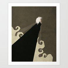 Paper Heroes - Storm Art Print