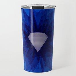 The Diamond Cave Travel Mug