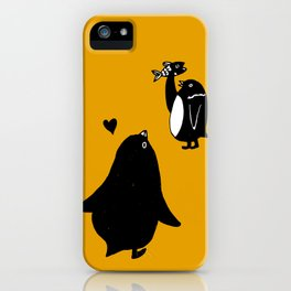 Penguin~the best thing iPhone Case