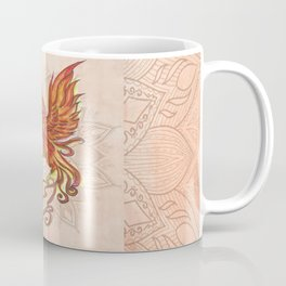 PHOENIX MANDALA Coffee Mug