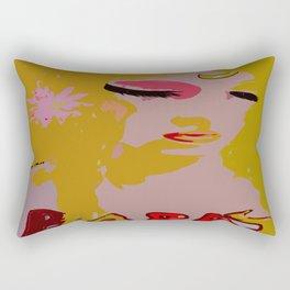 Sailor Moon Pop Art  Rectangular Pillow