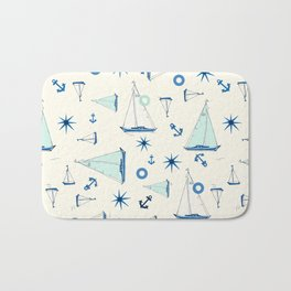 Waipio Valley Beach Bath Mat
