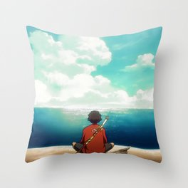 Samurai Champloo Mugen Throw Pillow