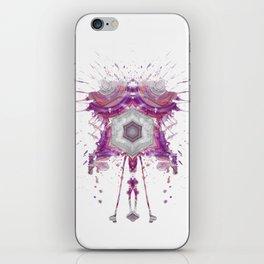 Inkdala LXVII iPhone Skin