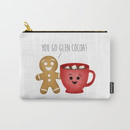 You Go Glen Cocoa! Carry-All Pouch