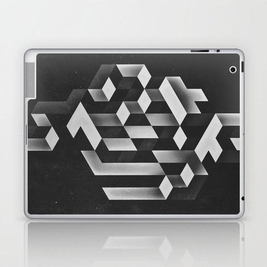 isyhyrrt gryy Laptop & iPad Skin