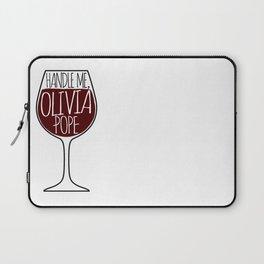 Handle Me, Olivia Pope! Laptop Sleeve