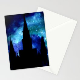 Religious Space : Galaxy Cathedral Stationery Cards