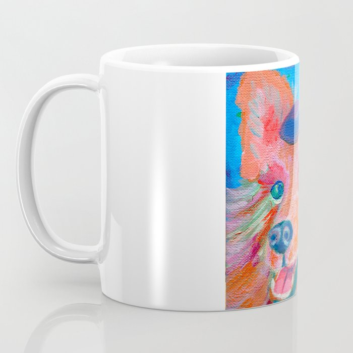 Pele the Pomeranian Coffee Mug
