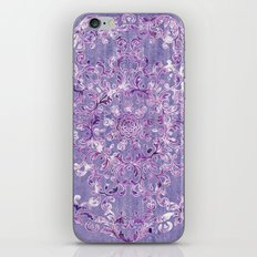 A Taste of Lilac Wine iPhone Skin