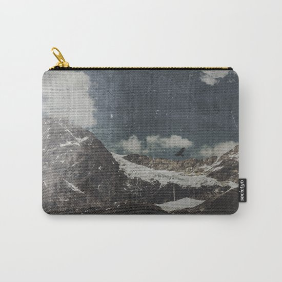 Glacial Shift Carry-All Pouch