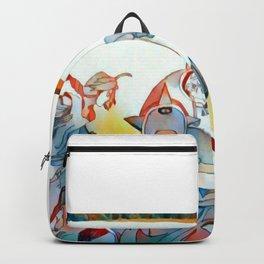 Full metal Nova Backpack