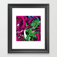 Gojira Framed Art Print