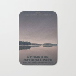 Kejimkujik National Park Bath Mat