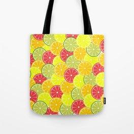 Summer fruits Tote Bag