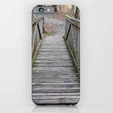 Walking over the bridge and through the woods Slim Case iPhone 6s