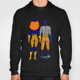Superhero Love 4 - Bat Fetish Hoody