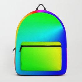 Rainbow Color Wheel Backpack