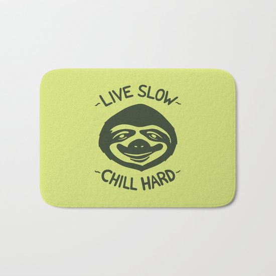 THE SLOW LIFE Bath Mat