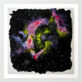 Site 001 Art Print