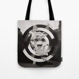 Algarve in Circles Tote Bag
