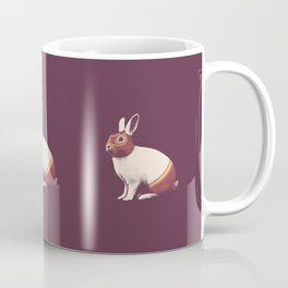 Lapin Catcheur (Rabbit Wrestler) Coffee Mug