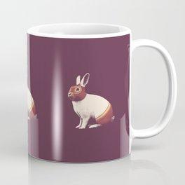 Lapin Catcheur (Rabbit Wrestler) Coffee Mug