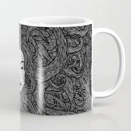 Girl's Hair Coffee Mug