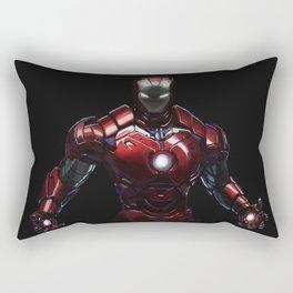 ipad iron man  Rectangular Pillow