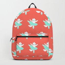Cat ballet Backpack